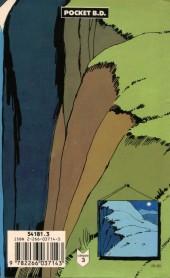 Verso de Le génie des Alpages -3Poc- Barre-toi de mon herbe
