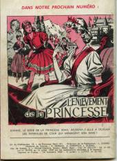 Verso de Frimousse et Frimousse-Capucine -23- Vacances à Londres