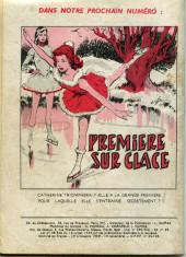 Verso de Frimousse et Frimousse-Capucine -31- Le secret de Sarah