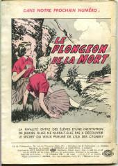 Verso de Frimousse et Frimousse-Capucine -71- Tomara fille de la jungle