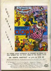 Verso de Frimousse et Frimousse-Capucine -84- Renée fée des glaces
