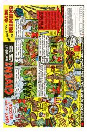 Verso de Gunsmoke Western (Atlas Comics - 1957) -33- Kid Colt and the Gunman!/Scourge of the Frontier!