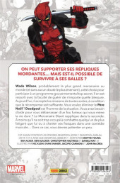 Verso de Deadpool (Marvel-Verse) - Deadpool