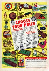 Verso de Gunsmoke Western (Atlas Comics - 1957) -40- Showdown Street!
