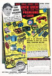 Verso de Gunsmoke Western (Atlas Comics - 1957) -41- The Day of the Gun Duel!