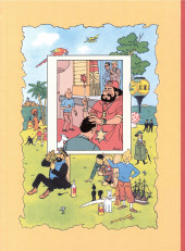 Verso de Tintin - Pastiches, parodies & pirates -19h2020- Tintin et l'Alph-Art