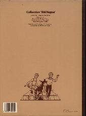 Verso de Pom et Teddy -1a- Les aventures de Pom et Teddy