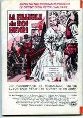 Verso de Frimousse -107- La fille du hors la loi