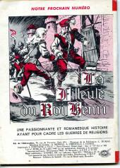 Verso de Frimousse -110- La danseuse et le gondolier