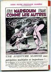 Verso de Frimousse et Frimousse-Capucine -139- Frimousse vedette