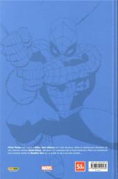 Verso de Le printemps des comics (Panini 2021) -1- Spider-man - Bleu