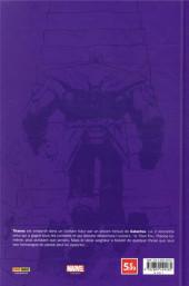Verso de Le printemps des comics (Panini 2021) -6- Thanos - Thanos gagne