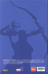 Verso de Le printemps des comics (Panini 2021) -9- Hawkeye - Ma vie est une arme