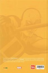 Verso de Le printemps des comics (Panini 2021) -10- Daredevil - Jaune