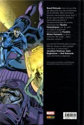 Verso de Fantastic Four (Vol.2) (Marvel Deluxe) - Fantastic Four : Une solution pour tout