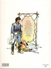 Verso de Blueberry -19a1982'- La Longue Marche