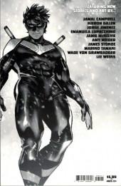 Verso de Batman Black and White (DC Comics - 2021) -5- Issue #5