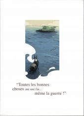 Verso de Facteur pour femmes -INT1- Coffret Tome 1 & 2