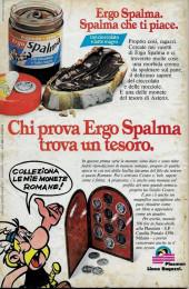 Verso de L'uomo Ragno V1 (Editoriale Corno - 1970)  -207- Il Ritorno di Testa di Martello
