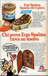 Verso de L'uomo Ragno V1 (Editoriale Corno - 1970)  -208- La Sfida di Octopus