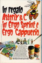 Verso de L'uomo Ragno V1 (Editoriale Corno - 1970)  -210- Una Notte per Morire