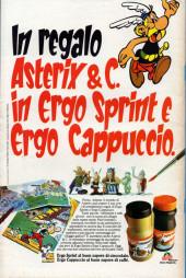 Verso de L'uomo Ragno V1 (Editoriale Corno - 1970)  -215- Duello all'Ultimo Respiro