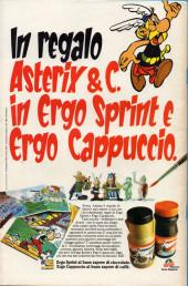 Verso de L'uomo Ragno V1 (Editoriale Corno - 1970)  -218- Il Ritorno di Tarantula