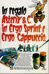 Verso de L'uomo Ragno V1 (Editoriale Corno - 1970)  -219- Il Demone Devastatore