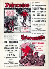 Verso de Frimousse et Frimousse-Capucine -1983- Frimousse et p'tit Maurice