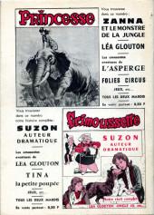 Verso de Frimousse et Frimousse-Capucine -1994- Petites femmes