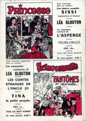 Verso de Frimousse et Frimousse-Capucine -20110- Melle Aventure se fache