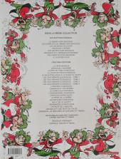 Verso de Iznogoud -2e2012- Les complots d'Iznogoud