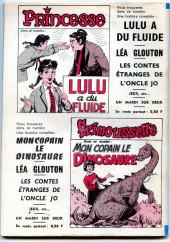 Verso de Frimousse et Frimousse-Capucine -222- Frimousse