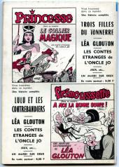 Verso de Frimousse et Frimousse-Capucine -225- Trois filles en galère