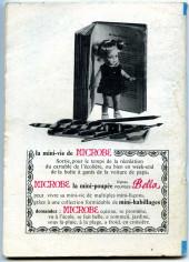 Verso de Frimousse et Frimousse-Capucine -226- Cap'taine Kate