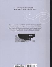 Verso de Les grands Classiques de la Bande Dessinée érotique - La Collection -127112- Twenty - tome 4