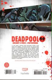 Verso de Deadpool - La collection qui tue (Hachette) -4960- Uncanny X-Force : L'outretombe