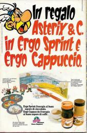 Verso de L'uomo Ragno V1 (Editoriale Corno - 1970)  -223- Il Signore della Luce