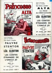 Verso de Frimousse et Frimousse-Capucine -20716- Marika