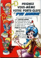 Verso de Frimousse et Frimousse-Capucine -20817- Marika