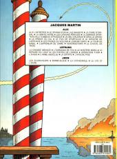 Verso de Lefranc -6a1988- Opération Thor