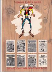 Verso de Lucky Luke -11b1970- Lucky Luke contre Joss Jamon
