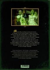 Verso de Malcolm Max -2- Résurrection