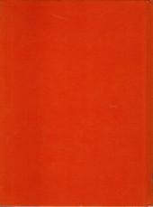 Verso de Les chefs-d'Œuvre de la littérature en bandes dessinées -16- Les enfants du Capitaine Grant