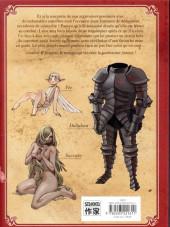 Verso de Gloutons & Dragons -9- Tome 9