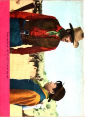 Verso de Hazañas del Oeste -150- Número 150
