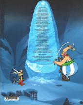 Verso de Astérix (hors série) (en portugais) -C06- Astérix e os Vikings - O álbum do filme