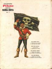 Verso de Barba Ruiva -1- O demónio das Caraíbas
