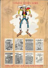 Verso de Lucky Luke -12b1969a- Les Cousins Dalton