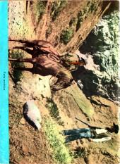 Verso de Hazañas del Oeste -160- Número 160